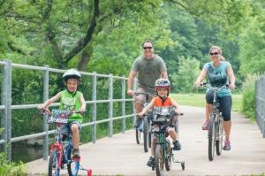 DeKalb Park District Bike Trail