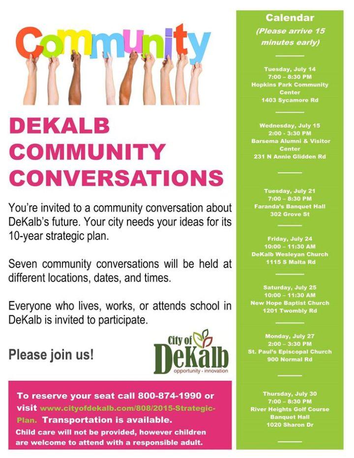 DeKalb Strategic Plan