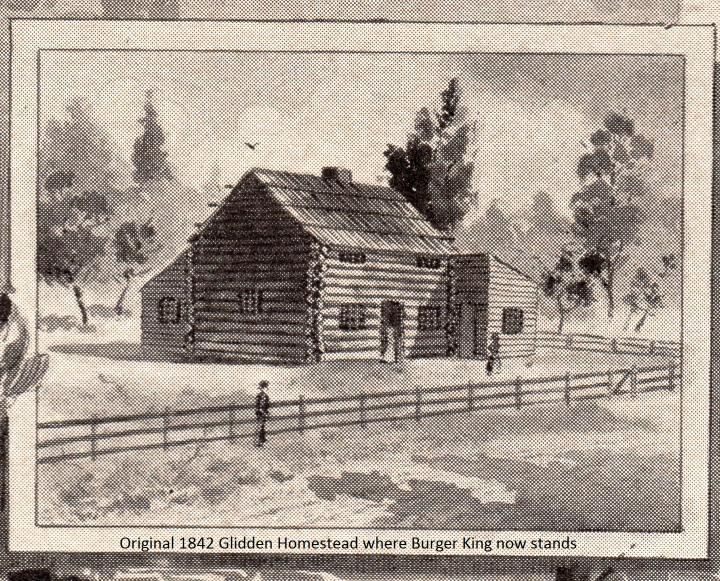 1842 Glidden homestead