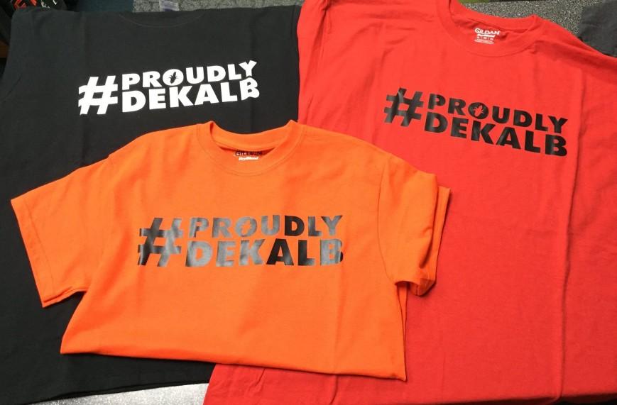 proudlydekalb tshirts