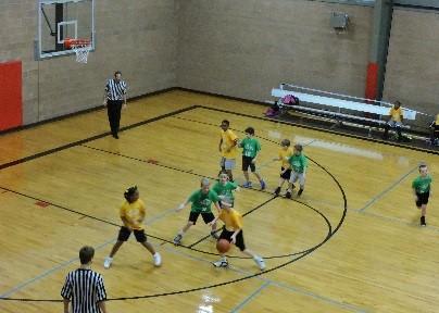 Fieldhouse Basketball
