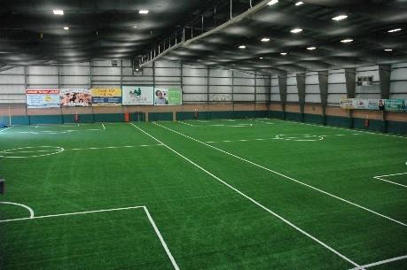 Fieldhouse Inside