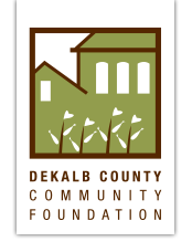 The DeKalb County Community Foundation Shows Their Pride for DeKalb
