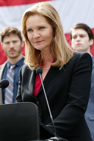 "Joan Allen stars in ABC's ""The Family."" (Photo used with permission)"